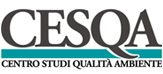 Logo Cesqa centro studi qualità ambiente