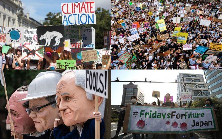 Manifestazione mondiale sul clima